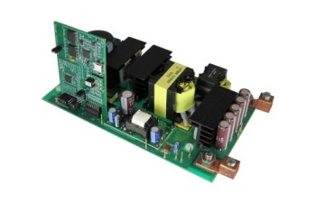 Texas Instruments High Voltage Power Supply
