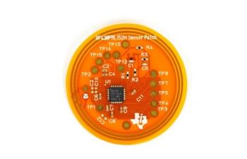TIDM-RF430-TEMPSENSE Battery-less NFC/RFID Temperature