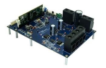 Three Phase BLDC & PMSM Motor Kit with DRV8302 and Piccolo MCU - DRV8302-HC