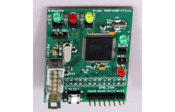 TIDM-THREEPHASESOM reference design from Texas Instruments