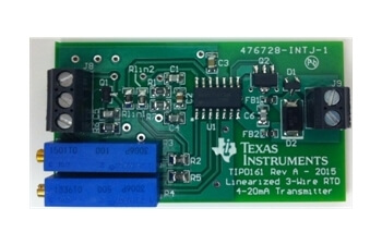 XTR105 420mA Current Transmitter with Sensor Excitation and Linearization   TI