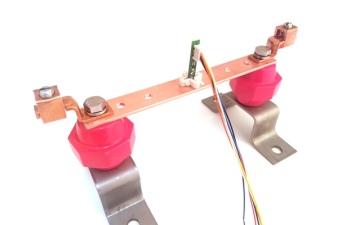 TIPD205 ±100A Bus Bar Current Sensor using Open-Loop