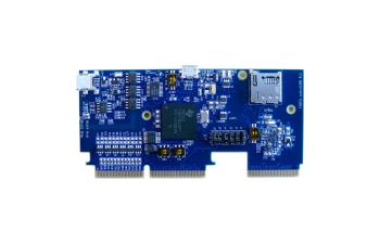 tmdscncd28379d f28379d controlcard for c2000 real time controltmdscncd28379d f28379d controlcard for c2000 real time control development kits board top view