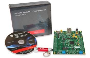 TMDX570LC43HDK Hercules TMS570LC43x Developt Kit | TI.com