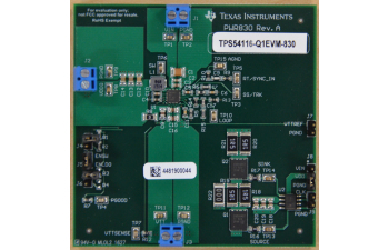Tradeoffs between DC/DC converter size and efficiency in any opearting conditions