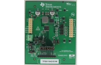 TPS61194Q1EVM TPS61194-Q1 4-Channel LED Driver for