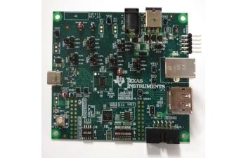 TUSB1046 10G USB Type-C Alternate Mode Redriver Switch EVM