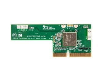 WL1837MODCOM8I WiLink™ 8 Dual Band 2 4 & 5 GHz Wi-Fi® +