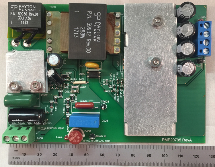 Power Supply For Tv Smps Design Resources And Block Diagram Ti