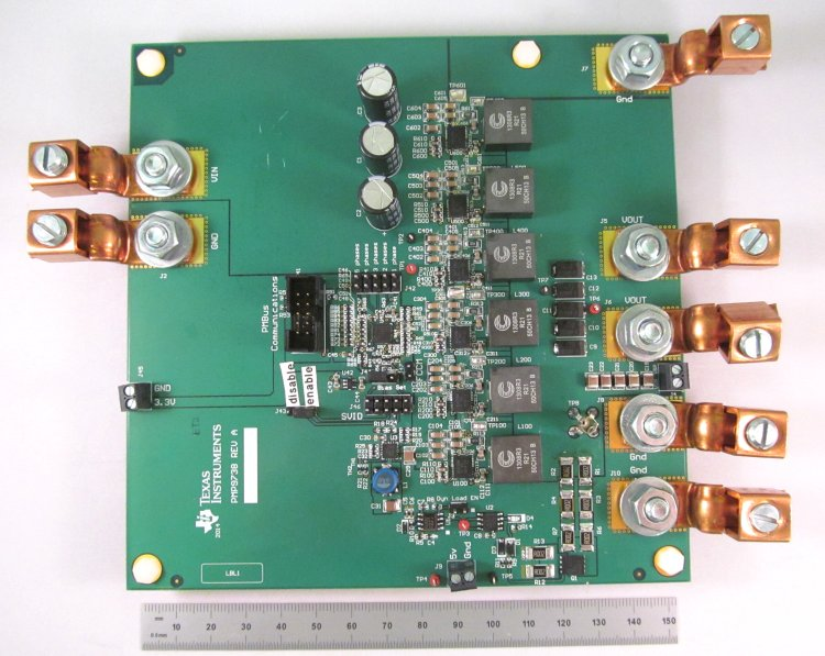 BQ500101 NexFET Power Stage | TI com