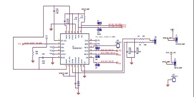 bt mspaudsink rd bluetooth and msp430 audio sink reference design rh ti com bluetooth receiver circuit diagram bluetooth circuit board diagram