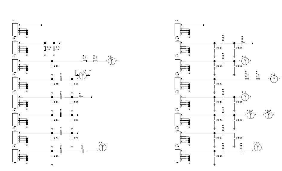 cc antenna dk rd sub 1 ghz and 2 4 ghz antenna reference designs rh ti com antenna schematic british bs antenna schematic diagrams