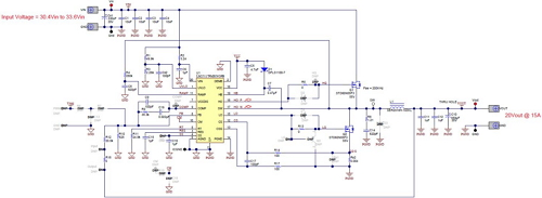 PMP10514 300W High-Efficiency Single-Phase Synchronous Buck