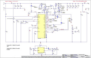 pmp20327 variable outputs 2-cell battery 200w heater element power stage  buck boost reference design | ti.com  texas instruments