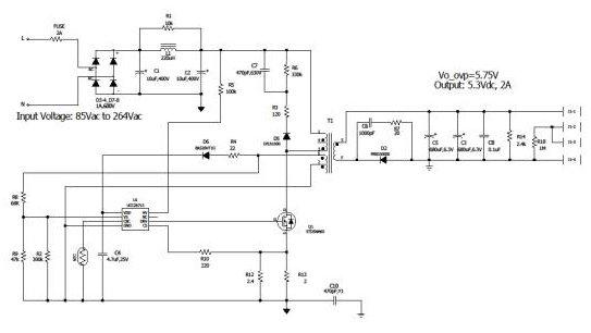 schematic/block diagram