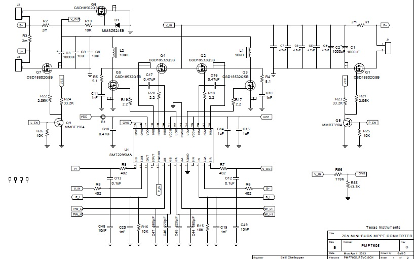mppt solar charge controller circuit diagram  u2013 readingrat net