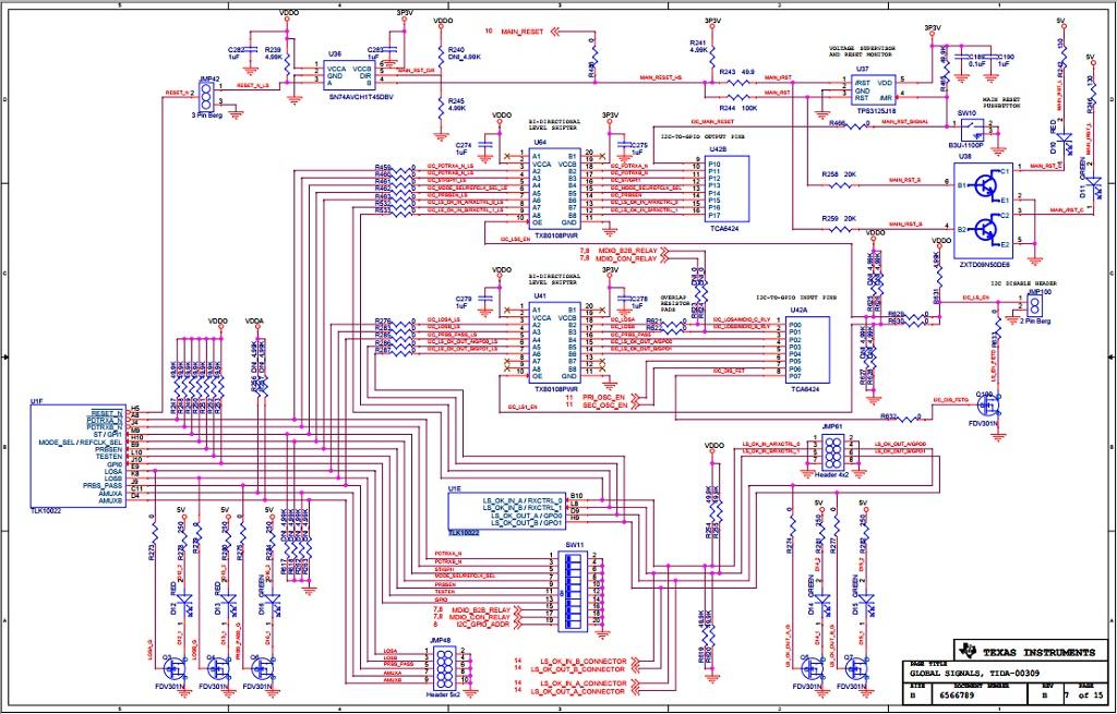 tida 00309 displayport video 4 1 aggregation reference design ti com rh ti com mini displayport schematic xilinx displayport schematic