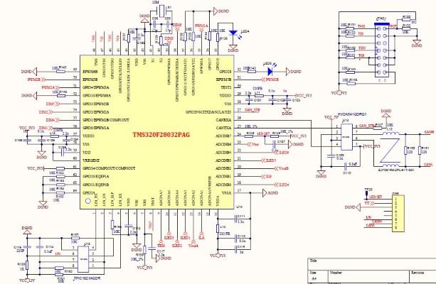 TIDMAUTODCLEDLIGHTING Multiple Channels of High Density LED