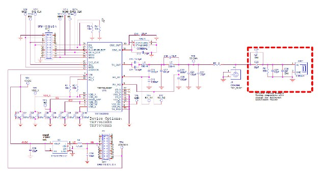 Tidm Nfc Transceiver Near Field Communications Nfc Transceiver Reference Design Ti Com