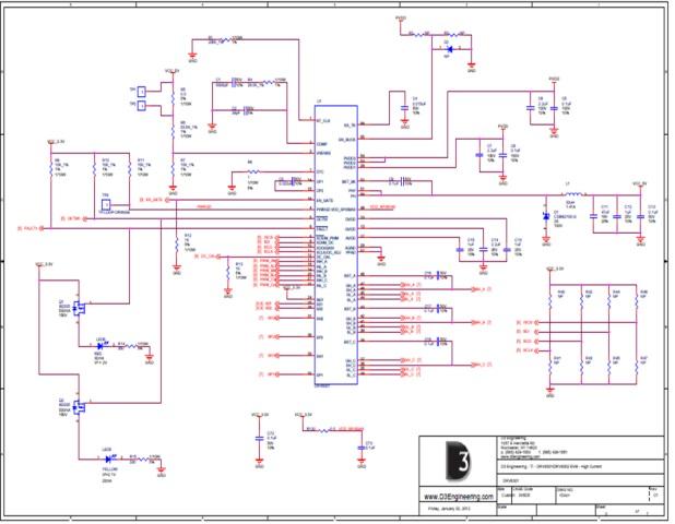 Tidm threephase bldc hc spi three phase brushless pmsm for Ti motor control kit