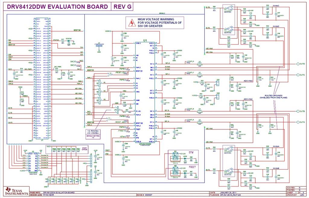 Stepper Motor Control Circuit Diagram – The Wiring Diagram ...