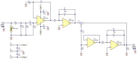 TIPD136 Active Volume Control for Professional Audio | TI com