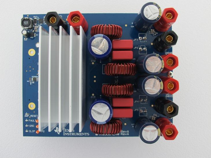 TAS5632EVM-TAS5632EVM Evaluation Module - TI store image