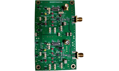 Interface Reference Design Library | All About Circuits