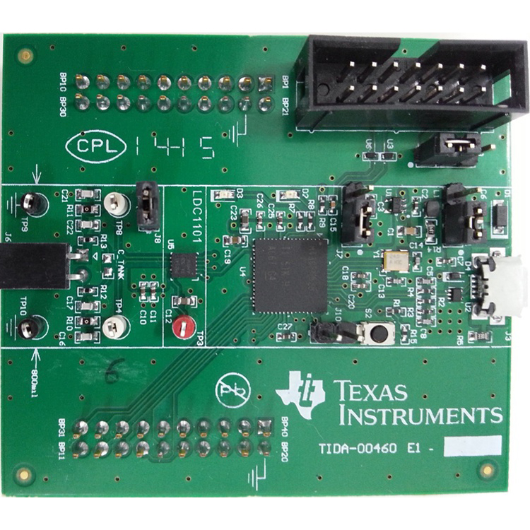 Sensing Reference Design Library | All About Circuits
