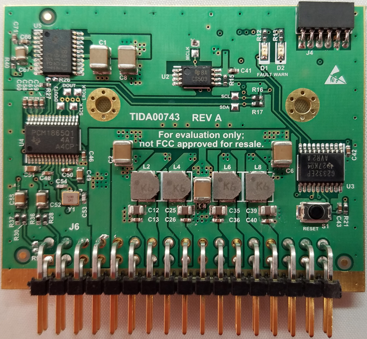 TIDA-00743 reference design from Texas Instruments