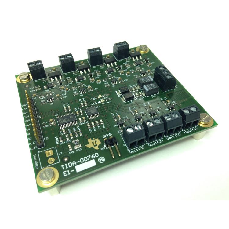 Industrial robot io module ti schematicblock diagram ccuart Choice Image