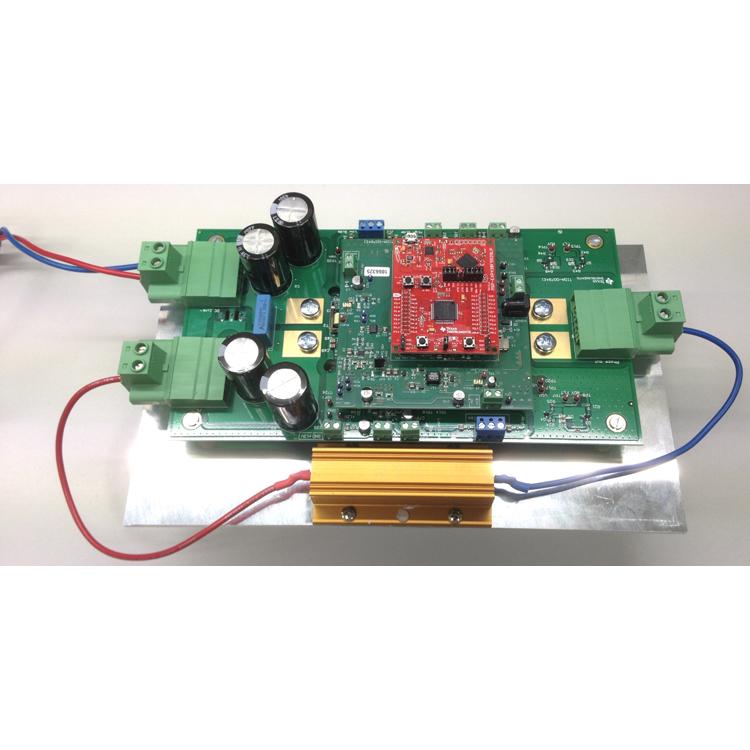 逆變器和馬達控制