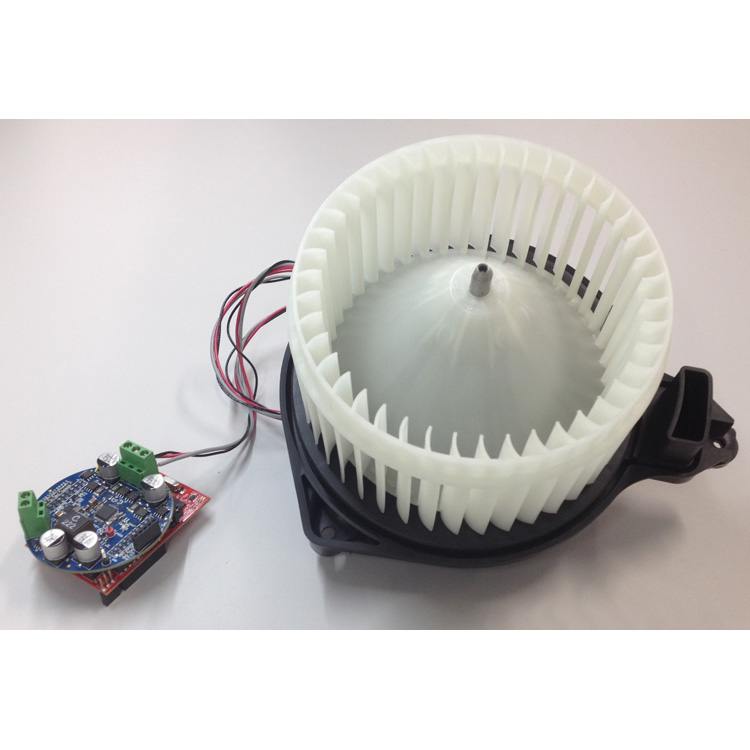 TIDA-00901 Automotive 12V 200W (20A) BLDC Motor Drive