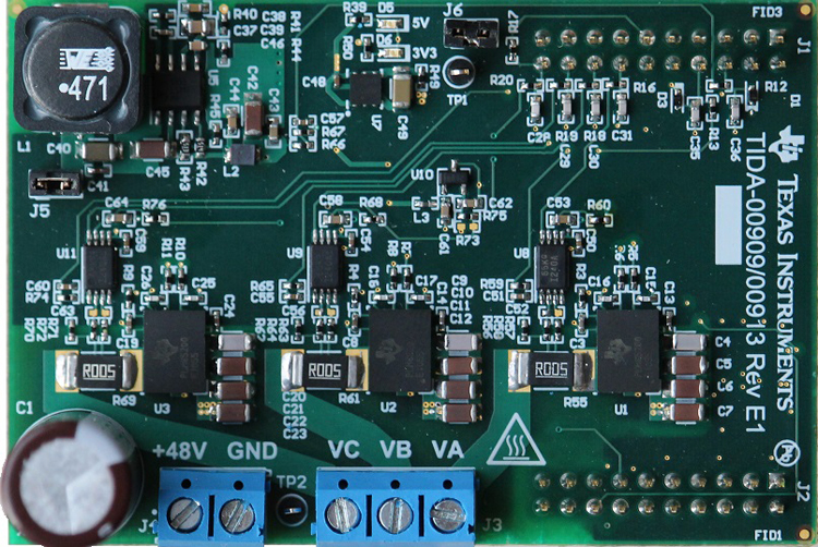 Brushless DC Motor (BLDC) System Solutions from Texas Instruments ...