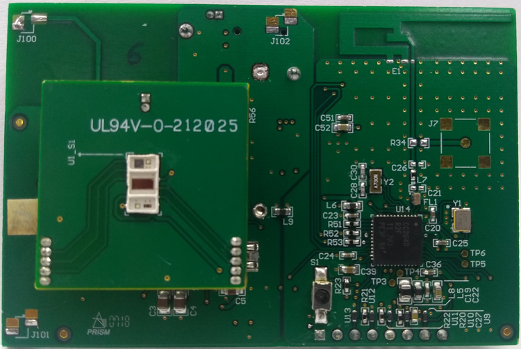 Smartwatch system integrated circuits and reference designs