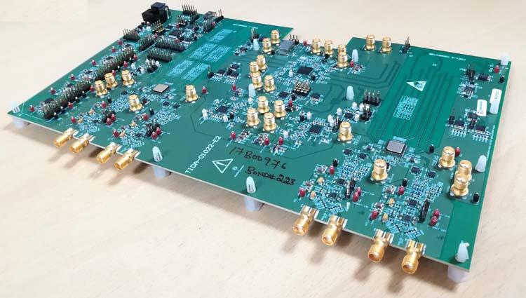 無線通訊測試設備