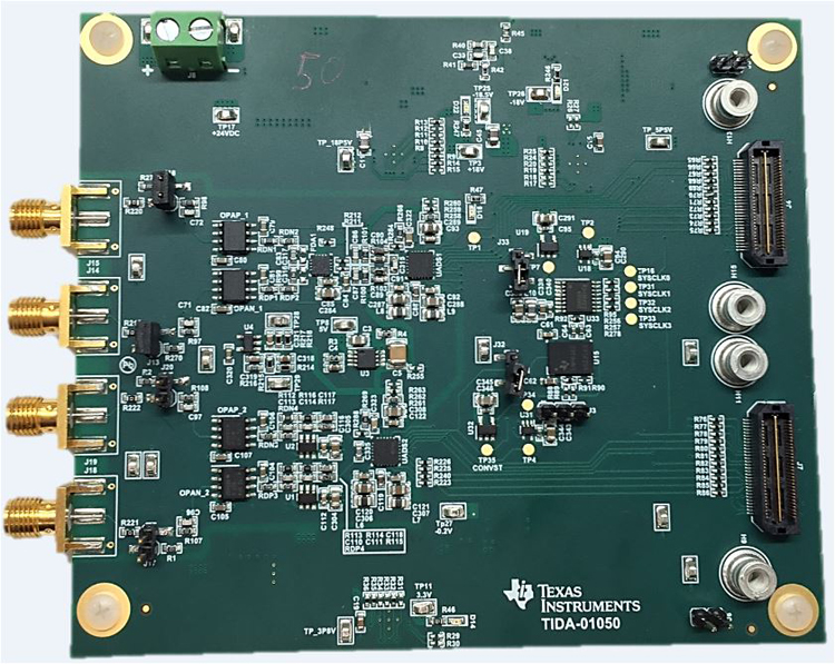 Digital Multimeter (DMM) and LCR Meter integrated circuits and