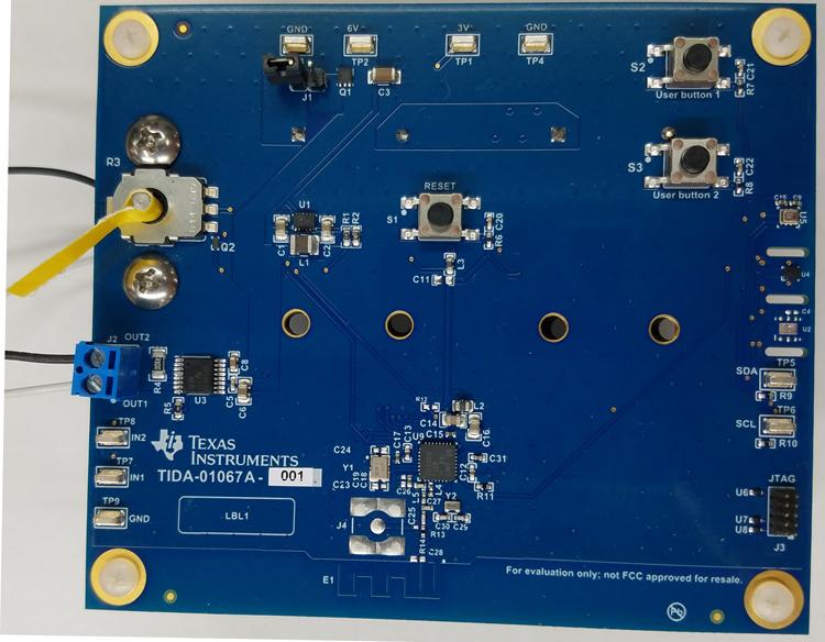 HVAC 閥門和驅動器控制