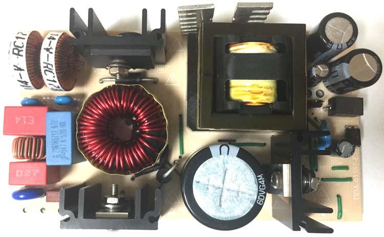 商用 DIN 軌電源