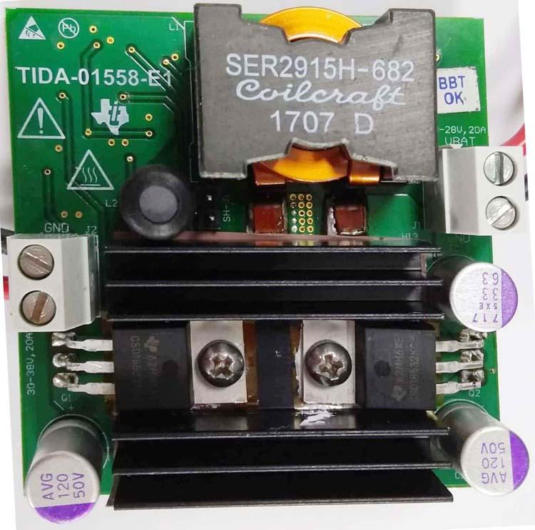 電池備份單元 (BBU)