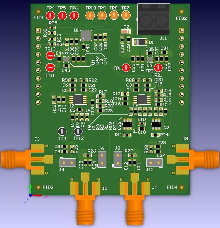 TIDA-01583 reference design from Texas Instruments