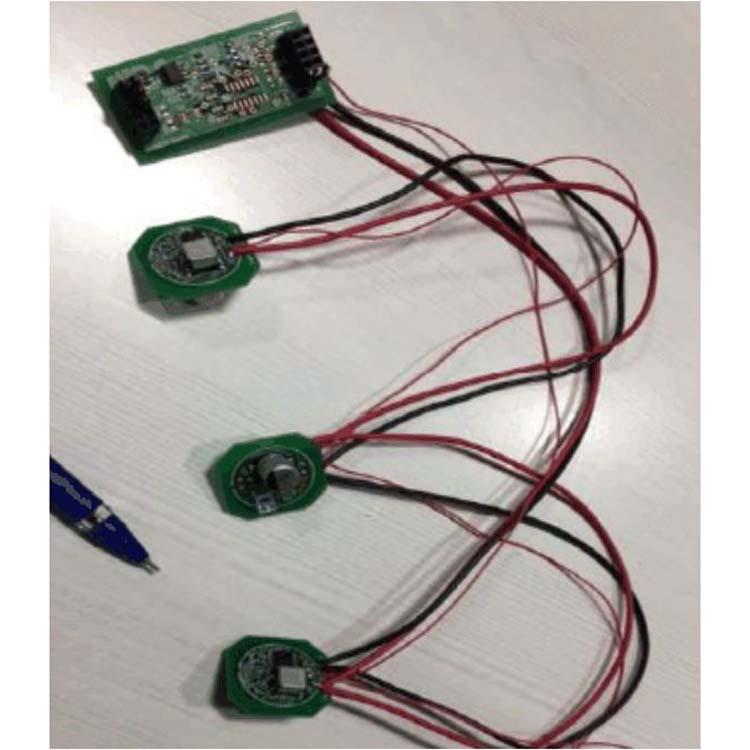 超聲波停車輔助感測器