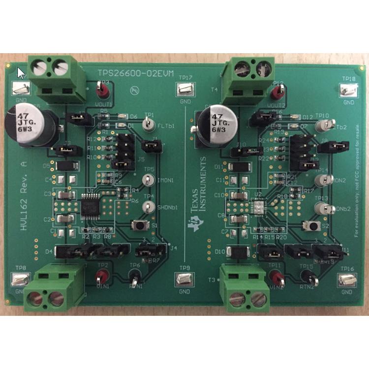 TPS26600-02EVM