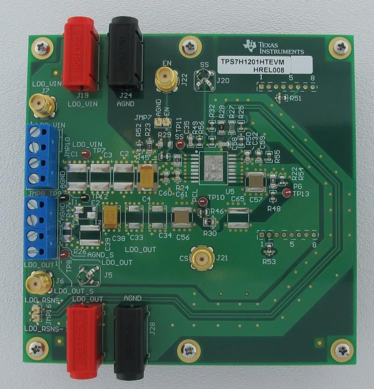 TPS7H1201HTEVM-TPS7H1201HTEVM Evaluation Module - TI store image