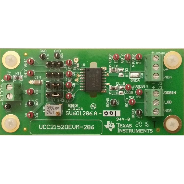 UCC21520EVM-286