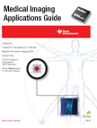 Medical Imaging Applications Guide