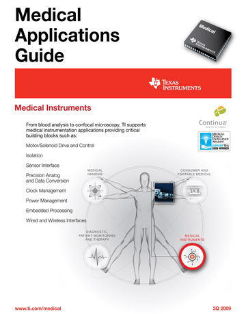 Medical Instruments Guide