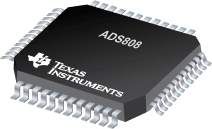 12-Bit, 70-MSPS Analog-to-Digital Converter (ADC) - ADS808
