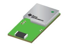 Dual-mode Bluetooth® CC2564 module with integrated antenna - CC2564MODA