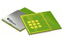 SimpleLink™ 32-bit Arm Cortex-M4 Wi-Fi CERTIFIED™ wireless module with antenna
